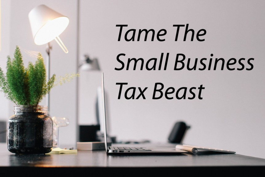 small business tax beast