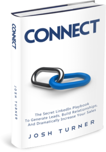 Connect book Josh Turner