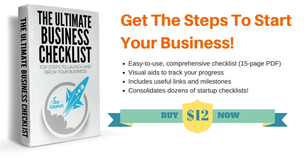 ultimate business startup checklist