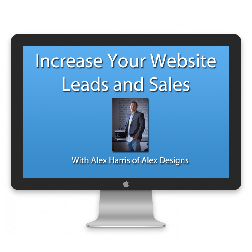 Increase website leads sales