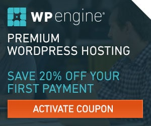 WP Engine advanced WordPress hosting
