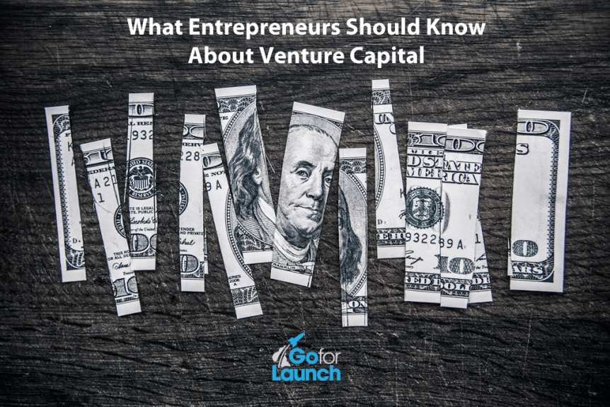 what entrepreneurs should know about venture capital