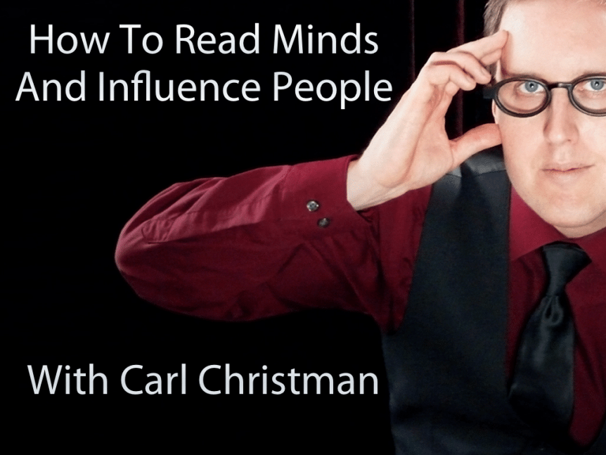 How to read minds and influence people