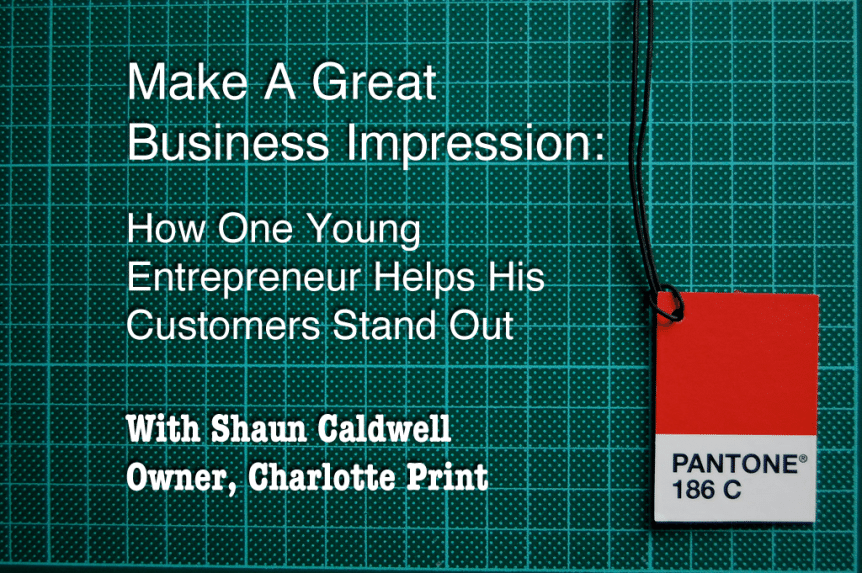 make a great business impression
