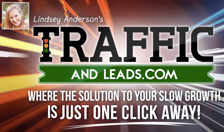 Traffic and Leads Go For Launch interview with Lindsey Anderson