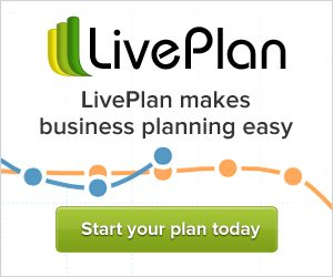 LivePlan business plan software