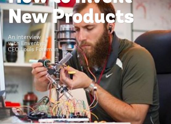 how to invent new products