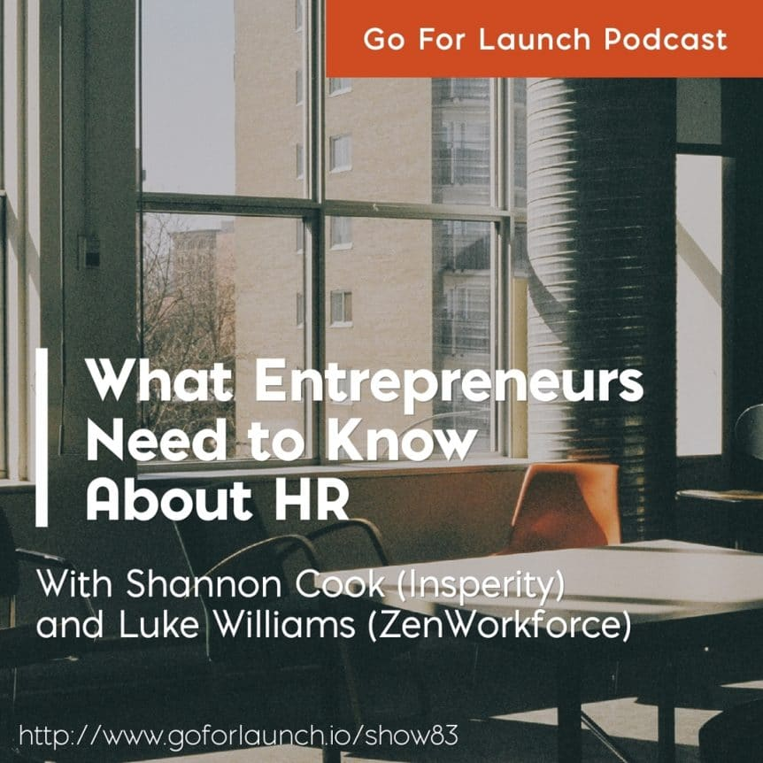 What entrepreneurs need to know about HR