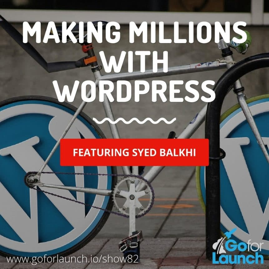 Making Millions With WordPress
