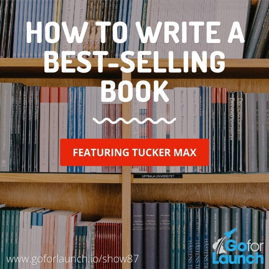 How to write a best selling book