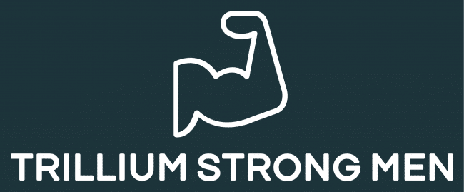 Trillium Strong Men logo