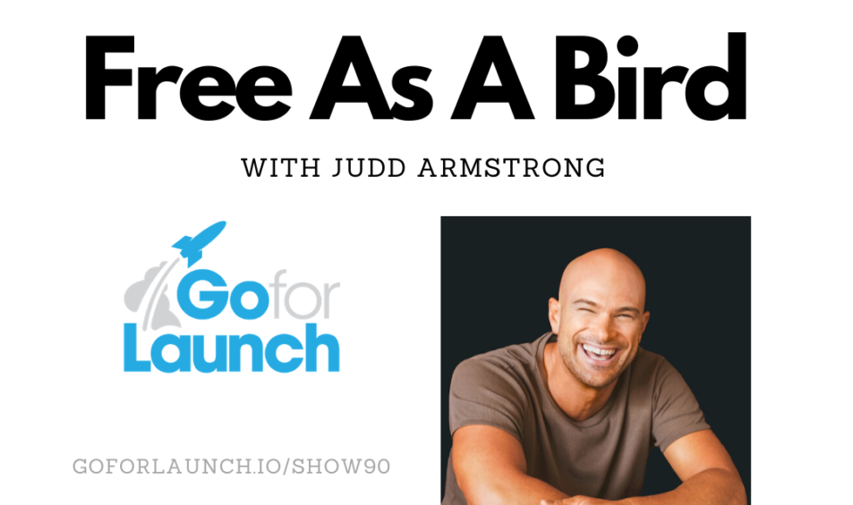Judd Armstrong on Go For Launch Podcast