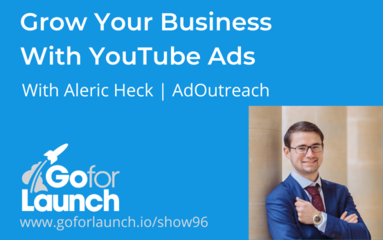 Aleric Heck Go For Launch Podcast Featured Image