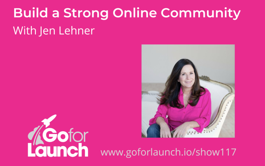 GFL-117 Jen Lehner - Go For Launch Podcast Featured Image